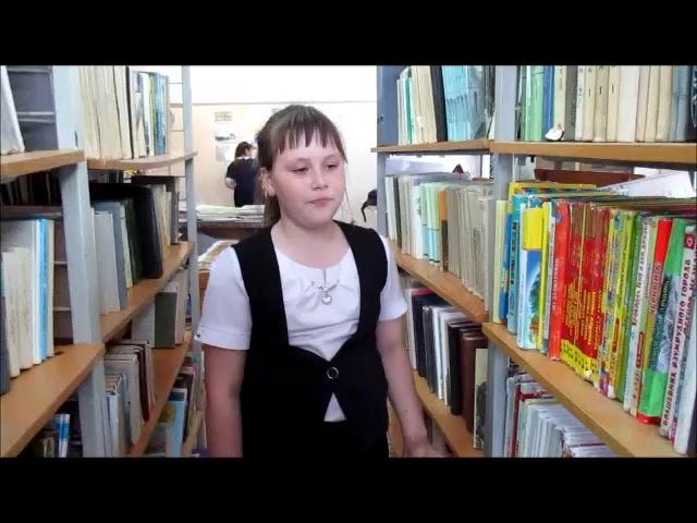 Изображение предпросмотра прочтения – «Школьники моего класса» читают произведение «В раю (Воспоминания слишком давят плечи)» М.И.Цветаевой