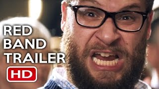 The Night Before Official Red Band Trailer #1 (2015) Seth Rogan Comedy Movie HD