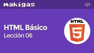 HTML Básico –6. Cómo insertar imágenes