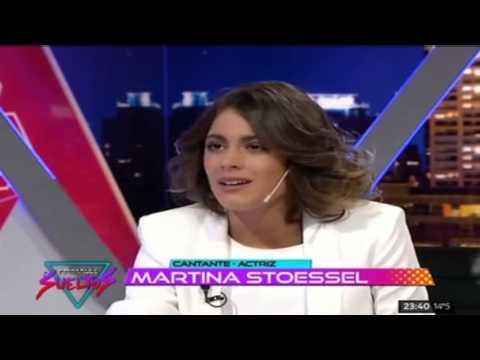"""Tini Stoessel: """"No se necesita llegar al éxito para ser feliz"""""""