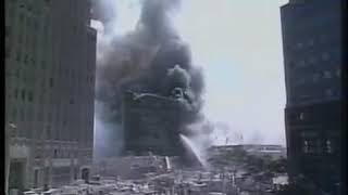 Collapse Of The North Tower & Aftermath