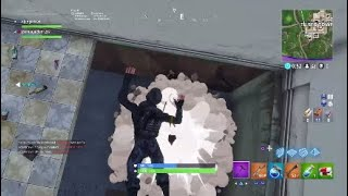 Fortnite superman glitch (comment)