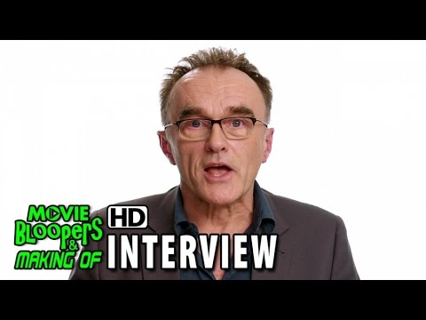 Steve Jobs (2015) Behind the Scenes Movie Interview - Danny Boyle 'Director & Producer'