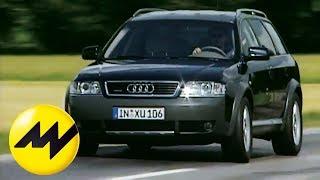 Audi Allroad (1999) Videos