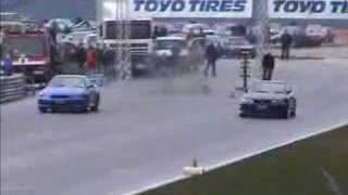 R33 GTR Skyline Vs. R34 GTR Skyline