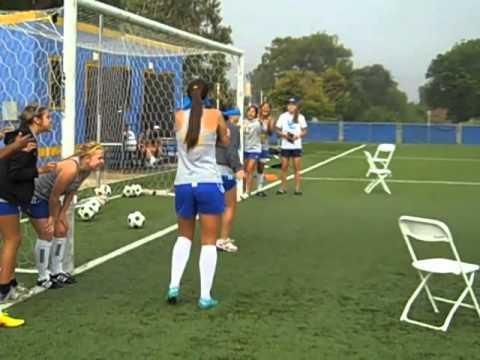 2013 Uc Riverside Women S Soccer Team Building Youtube
