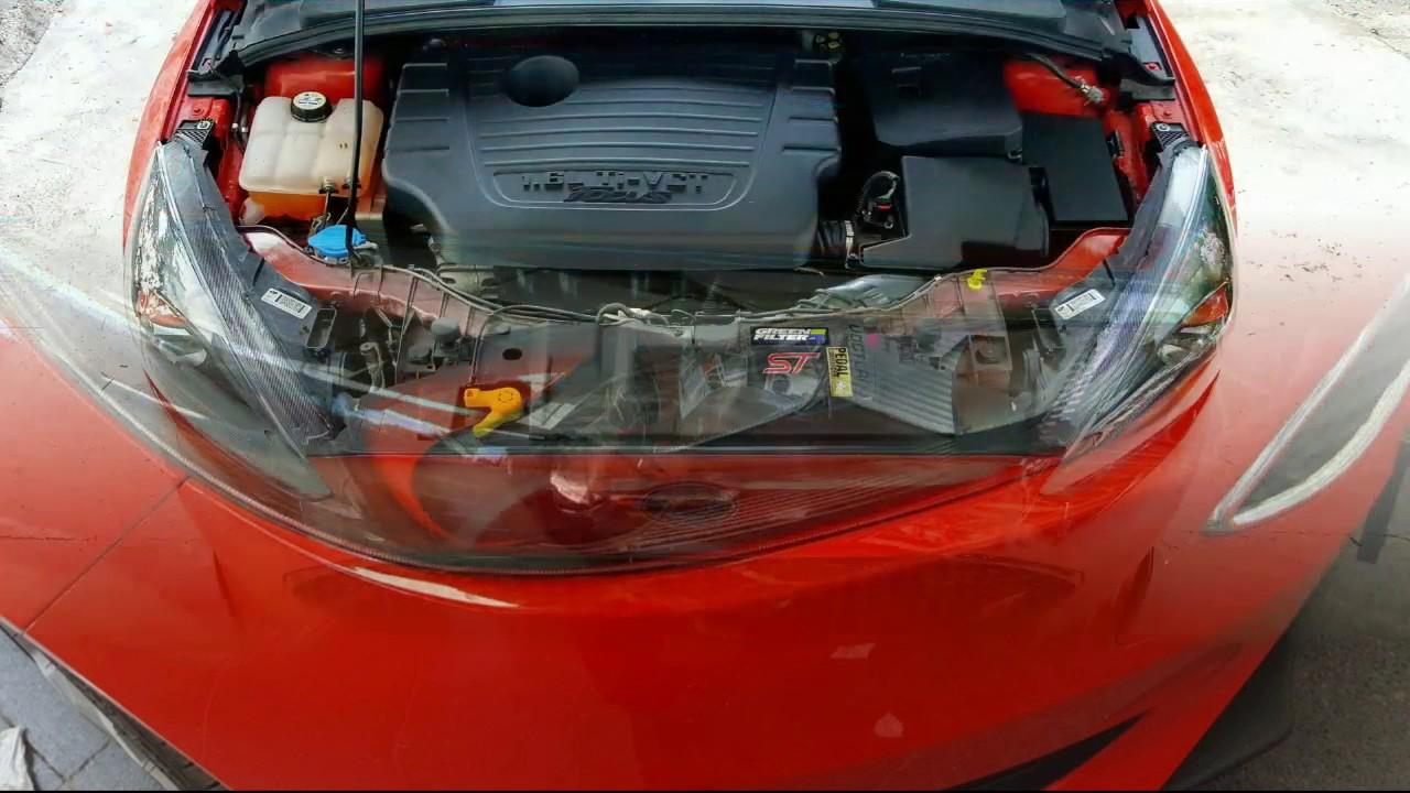 Ford Focus St Oem Bi Xenon Headlight