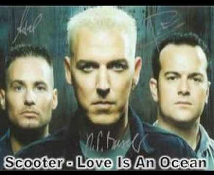 Scooter - Love Is An Ocean