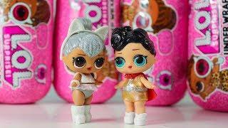 Ляльки ЛОЛ Сюрприз 2 хвиля 4 серія Розпакування Іграшки LOL Surprise dolls Decoder