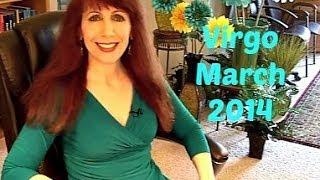 virgo march 2014 astrology horoscope