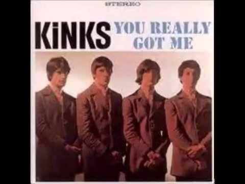 The Kinks- You Really Got Me- Stereo Version