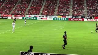 明治安田生命J1リーグ 第20節:名古屋グランパス vs ガンバ大阪 2018...