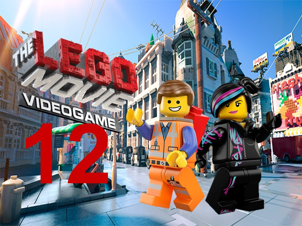 Let's Play! The Lego Movie Videogame- Part 12: Broadcast News