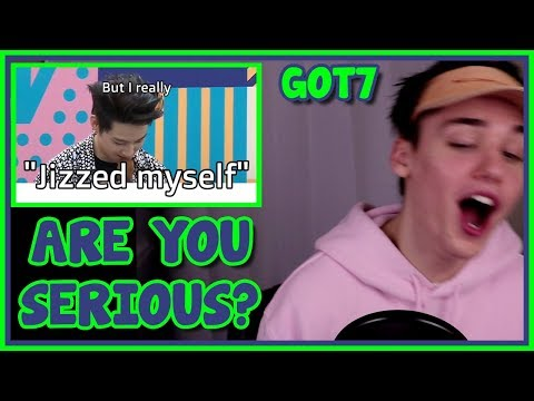 Perhaps the GREATEST k-pop interview ever REACTION [GOT7 OMG]