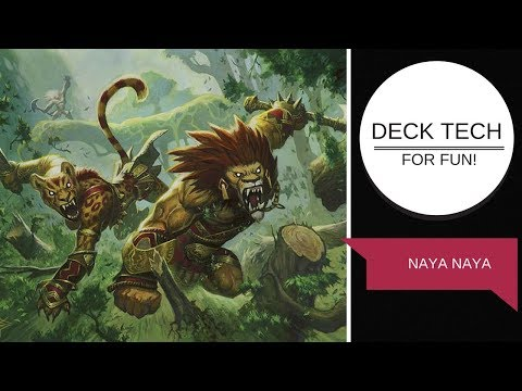 Deck Tech For Fun! - 04: Naya Naya