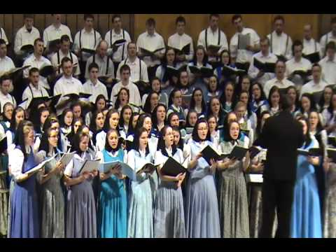 Jesus, Remember Me - Prairie Praise Hutterite Choir