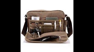 Обзор мужской сумки с Алиэкспресс