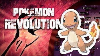 Pokemon Revolution Online - Игра про покемонов на компьютер