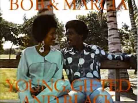 THE JAY BOYS ~ YOUNG GIFTED & BLACK ~ INSTRUMENTAL (HARRY J) REGGAE