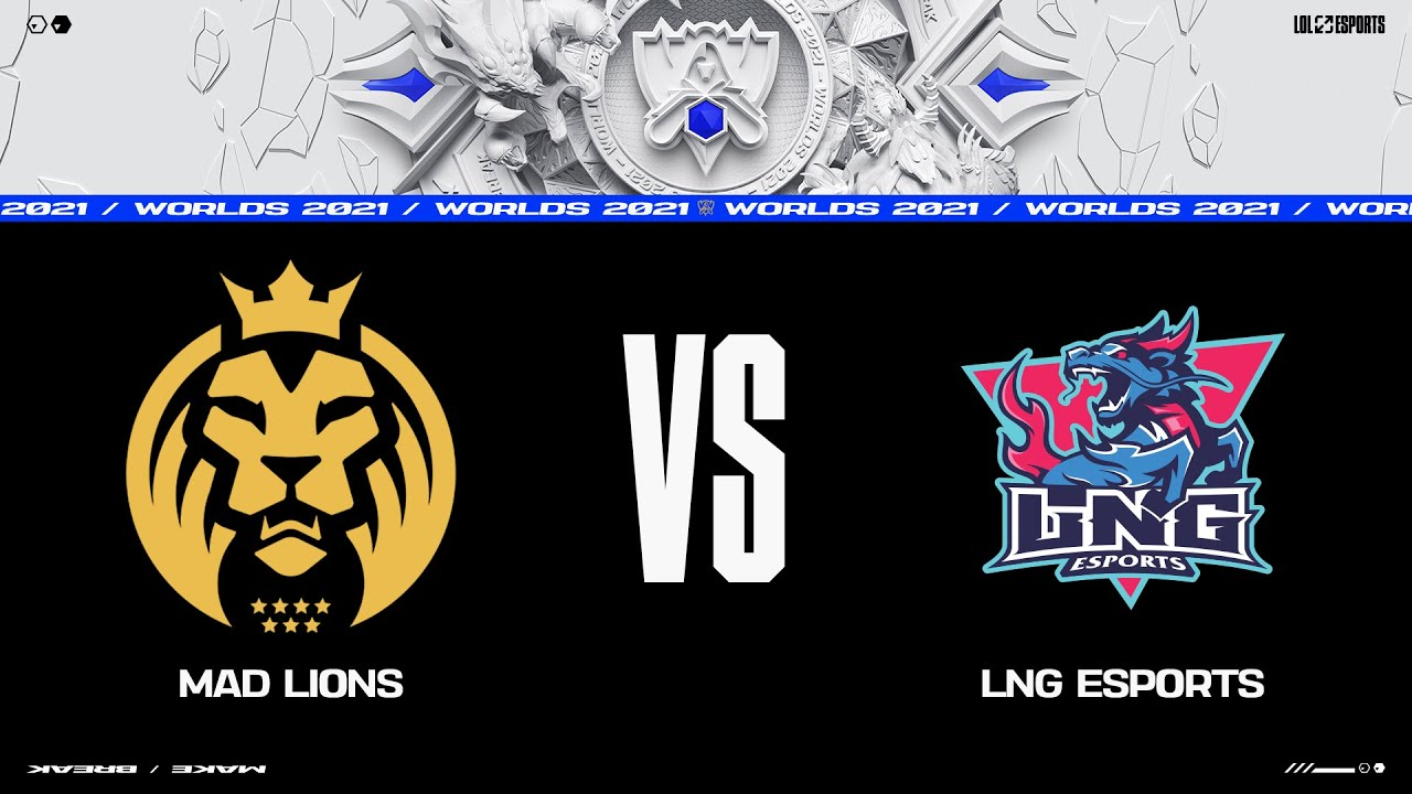 Download MAD vs. LNG   Worlds Group Stage Day 3   MAD Lions vs. LNG Esports (2021)