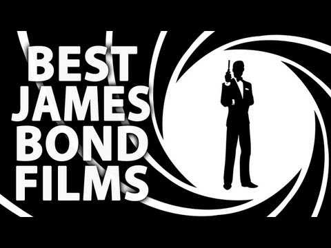 The Best JAMES BOND Movies (Part I)