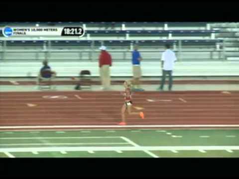 Women's 10,000-meter run
