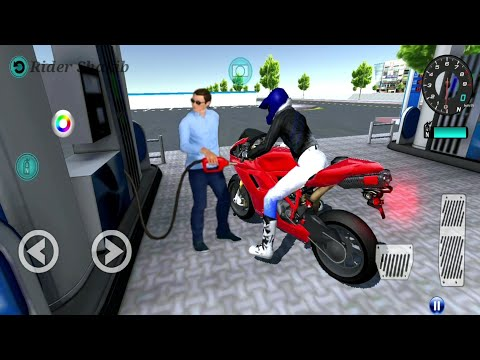 3D Driving Class #24 Gas Station Funny Driving!! Car Games - Android Gameplay