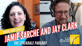 "Drive: The Jamie Sarche Interview 3 ""The Stockdale Paradox"""