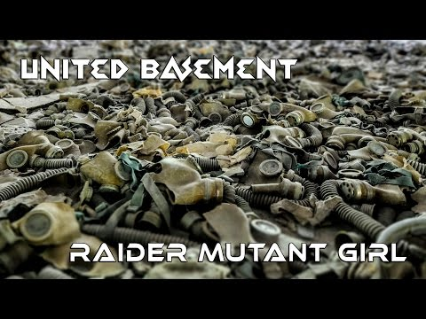 United Basement: Raider Mutant Girl