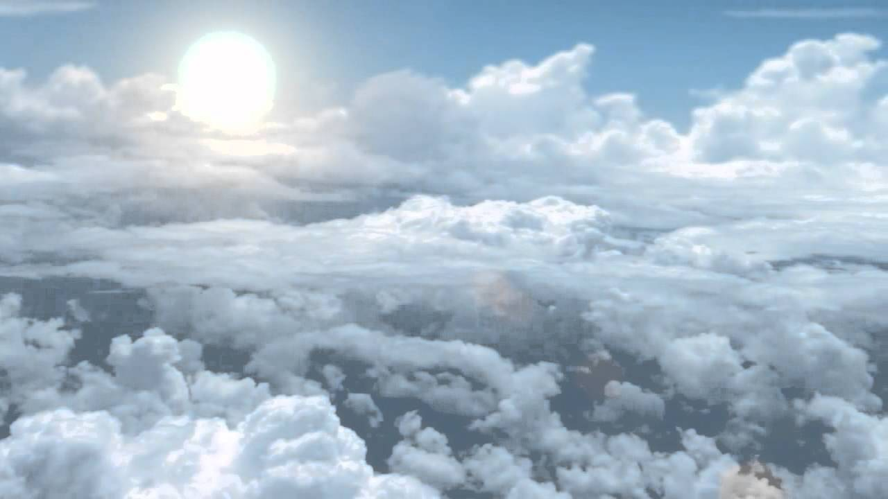 animated moving clouds
