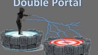 Double Portal -- Skylanders Portal Trick!
