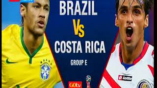 Brazil to play today:Russia World cup 2018-part two