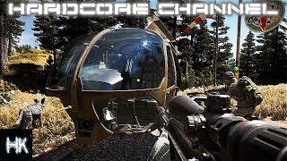 Far Cry 5 - прохождение HARD Coop =4= Жесткая зачистка
