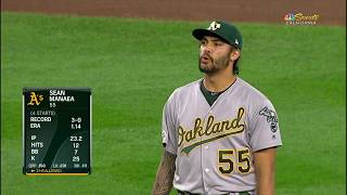 Oakland Athletics Vs Seattle Mariners | Mlb Regular Season 2019 | 26/09/2019