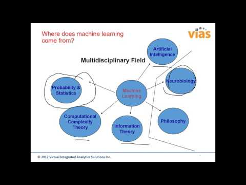 Webinar - Data Analytics and Machine Learning