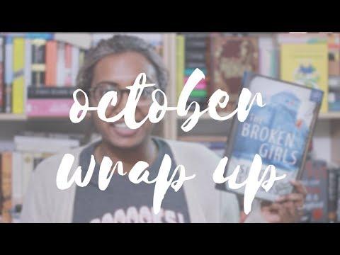 October 2018 Reading Wrap Up (& taking November off)