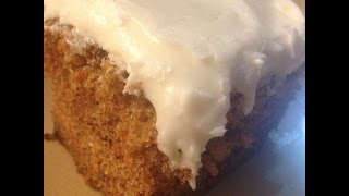 How To Make The Perfect Carrot Cake At Home