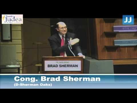 Berman v. Sherman Debate with Mark Reed - Feb. 21, 2012 by JewishJournal.com and Temple Judea