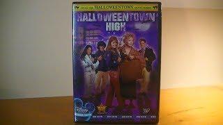 Halloweentown High - DVD Unboxing!