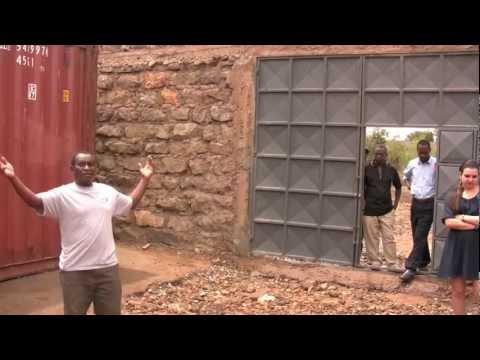 Nairobi Container Site - 2012