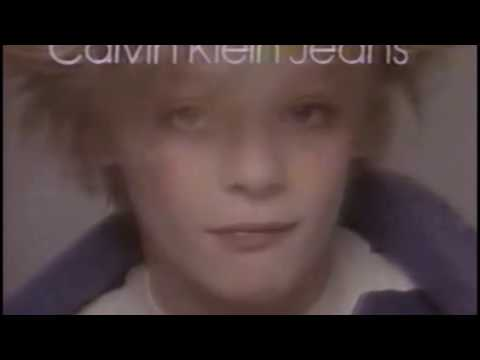 Martha Plimpton for Calvin Klein Jeans  2nd 1980s Commercial