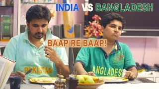 INDIA VS BANGLADESH - Mauka Mauka - Quarter Finals - ICC Cricket World Cup 2015 - BAAP RE BAAP !!
