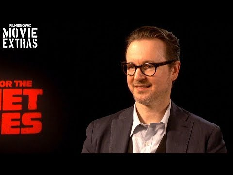 War for the Planet of the Apes 2017 Matt Reeves talks about his experience making the movie