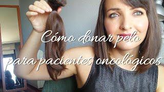 Cómo donar pelo para pacientes con cáncer   Hacer pelucas