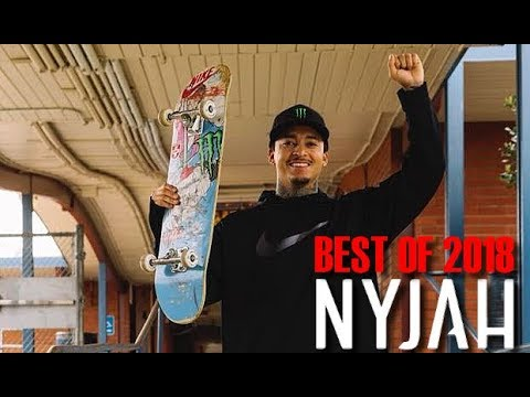 Download The Best Of Nyjah Huston 2018