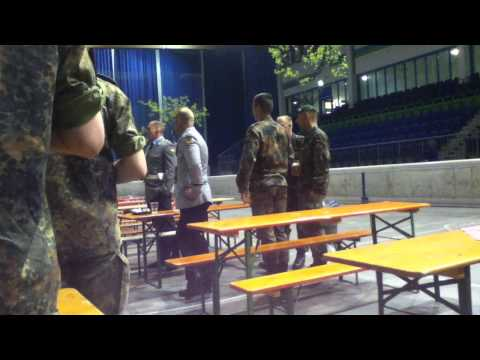 German Army Drinking Song