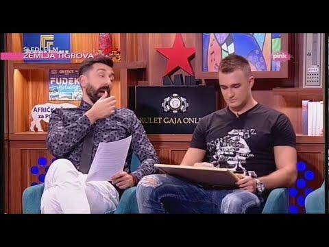 Koliko dobro se poznaju Rada Manojlovic i Haris Berkovic - Ami G Show S09