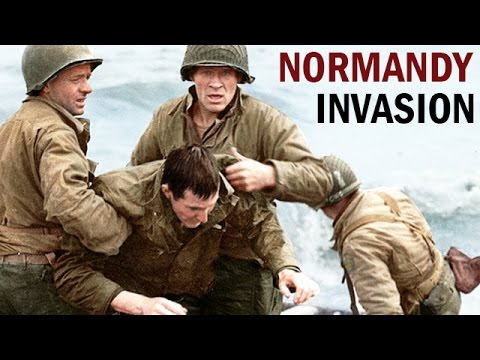 Normandy Invasion: Preparations & D-Day Landings | World War 2 Documentary | 1944