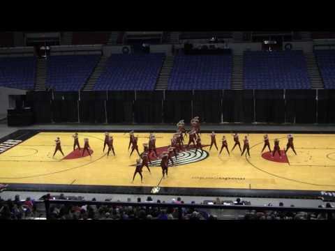 Gresham Rhythmettes State 2017 Round 2