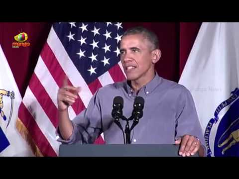 US President Barack Obama Speaks on Labor Day | Praises Boston | Mango News